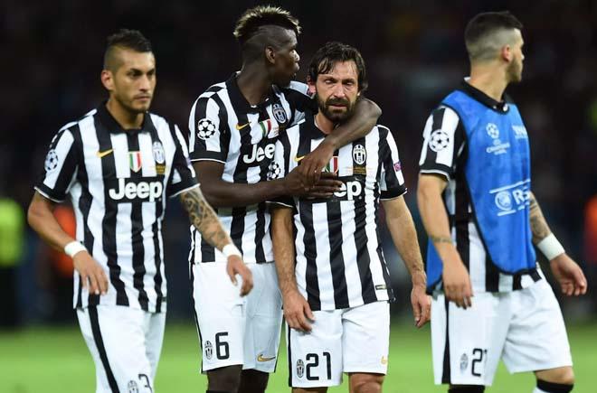 """Juventus gây sốc MU: Nổ """"bom tấn"""" Pogba, làm quà ra mắt """"tướng mới"""" Pirlo"""