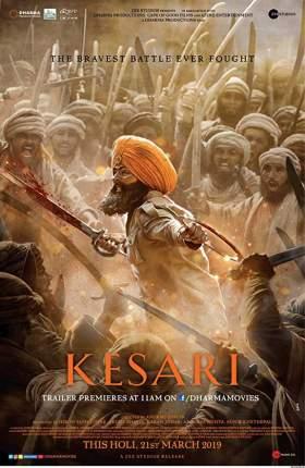 Kesari 2019 Hindi BluRay 480p Download