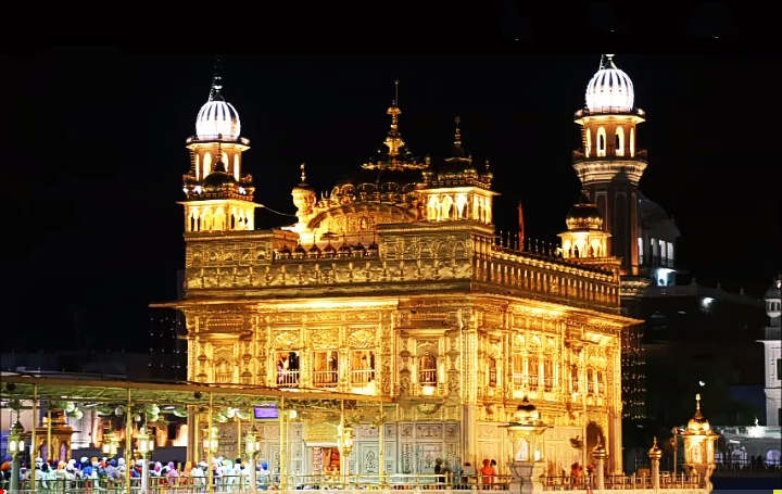Golden Temple History.