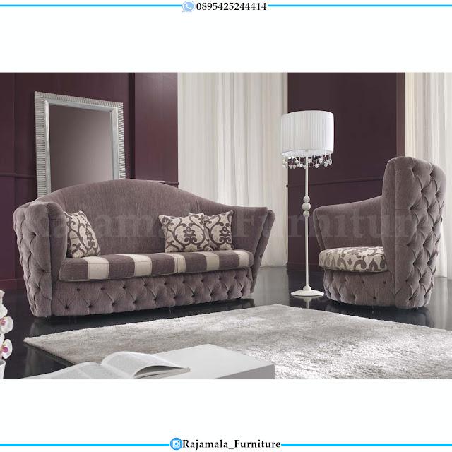 Set Sofa Tamu Minimalis Unique Design Simple Modern RM-0314