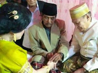 Heboh....! Mahasiswi Cantik Ini Dinikahi Kakek Usia 70 Tahun Dengan Mahar 1 Miliar