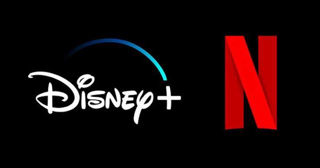 Disney Ban Iklan Netflix di Seluruh Jaringannya