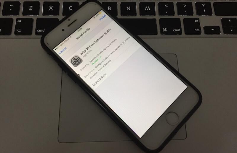block ota updates on iphone
