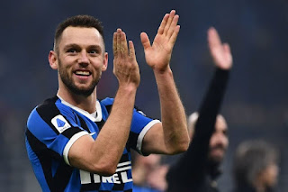 De Vrij: Conte brings us winning mentality; Title race is going to be exciting