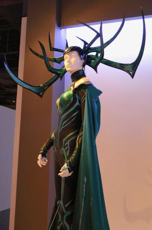 Thor Ragnarok Hela costume