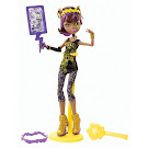 Monster High Clawdeen Wolf Freaky Fusion Doll