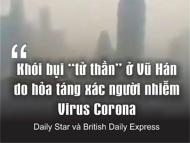 Số người chết vì Corona lên 14.000 người, lộ bằng chứng Trung Quốc không trung thực về việc công bố số liệu?