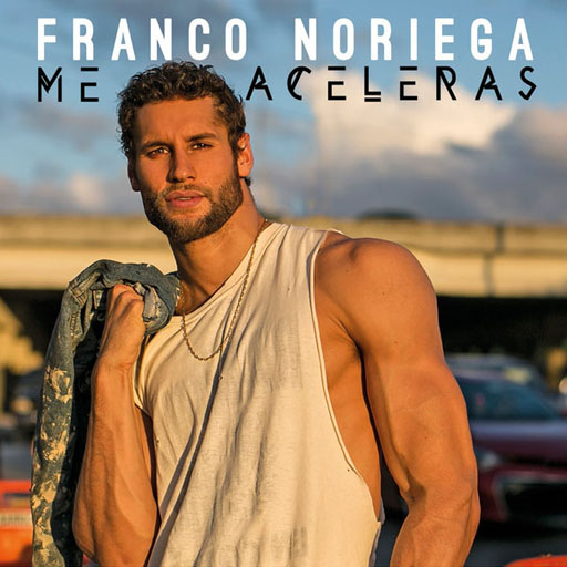 Celebrity chef Franco Noriega debuts his first music video and it's hot, hot, hot