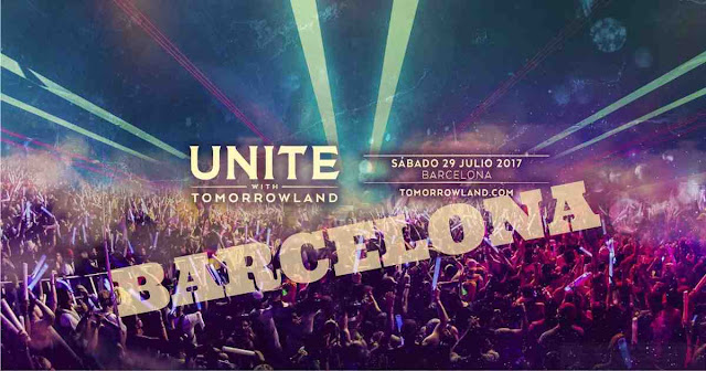 Tomorrowland unite 2017 Spain