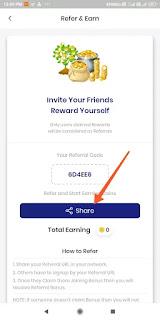 knackit app referral code