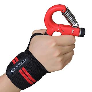 2 Hand Gripper Set