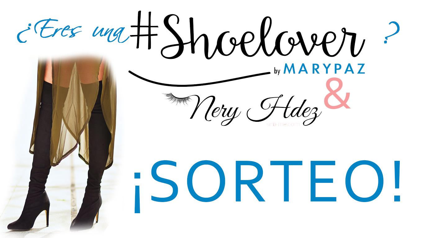 nery hdez, snb , marypaz, zapatos gratis, sorteo, blogger de tenerife, shoelover