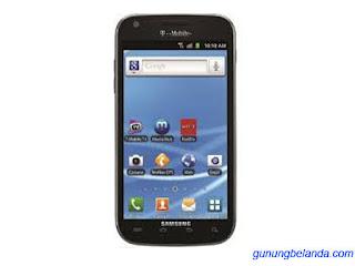 Cara Flash Samsung Galaxy S2 (T-Mobile) SGH-T989