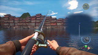 Shenmue 3 fishing We Know Gamers