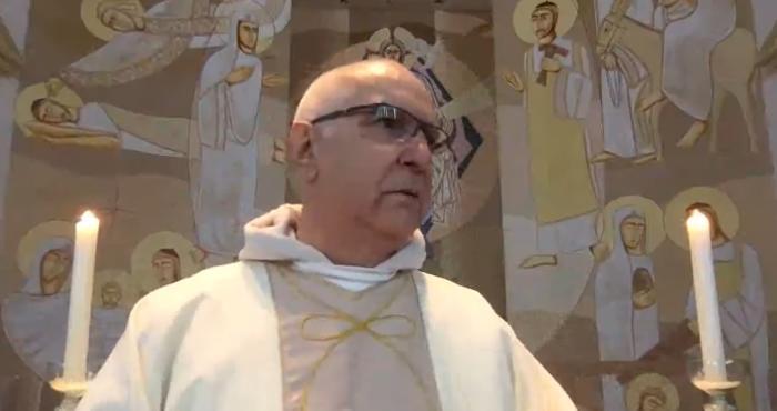 Igreja é assaltada durante missa online