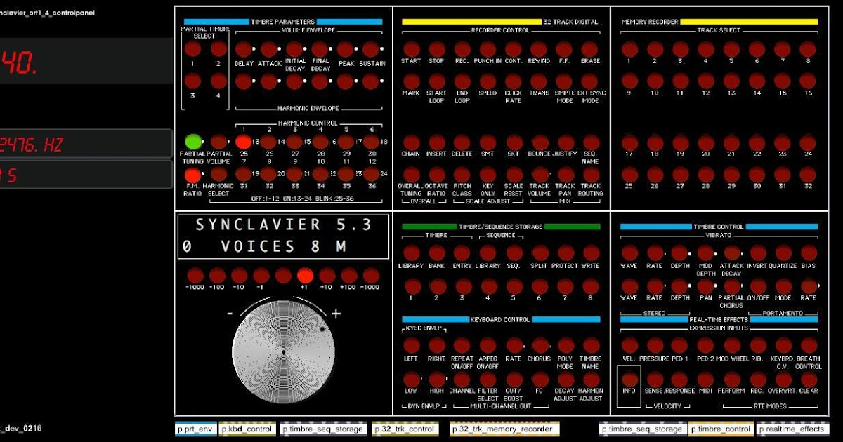 msp resynthesis This hybrid model allows resynthesis of the vibration measured on an  experimental setup in particular, the  time using a max-msp software  environment.