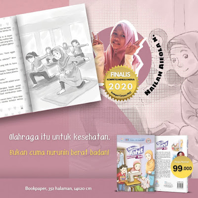 Review Buku Mesin Jahit Warisan Ibu Karya Para Penulis Cilik Keren