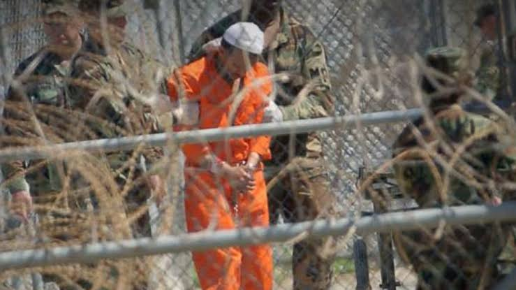 Mantan Tahanan Teluk Guantanamo Bergabung Dalam Tim Negosiasi Taliban