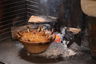 Preparation of cassoulet