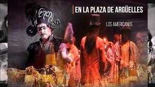 """✨Pasodoble """"En la plaza de Argüelles"""". ⚫no cantado en el Falla de 🥇JC Aragón. """"Los Americanos"""" (2003) con LETRA"""