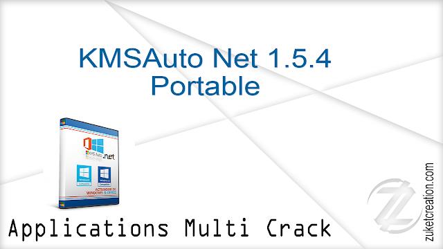 KMSAuto Net 1.5.4 Portable