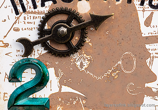 Layers of ink Sherlock Holmes Tag Tutorial by Anna-Karin Evaldsson.
