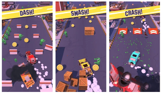 Crashy Race Mod Apk