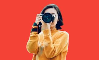 Edit Foto layar merah online