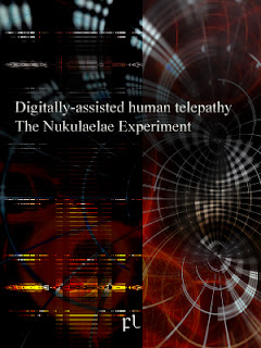 Digitally-assisted human telepathy Cover