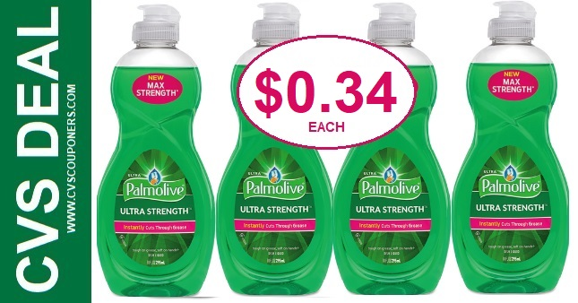 Palmolive CVS Coupon Deal $0.34 6-14-6-20