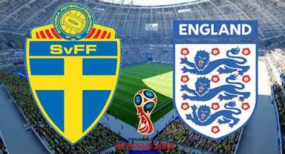 Tips Bola Piala Dunia Inggris vs Swedia