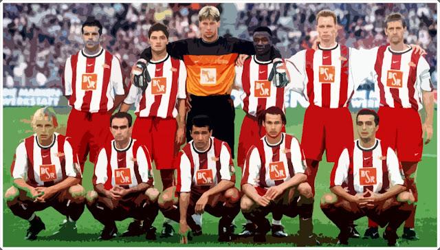 Union Berlin Pokal 2001