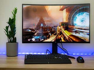 5 Monitor Gaming Melengkung dan Ultrawide