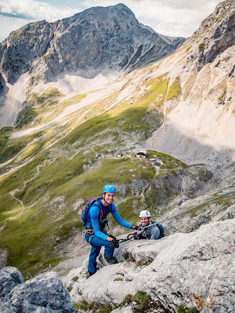 Klettersteiggehen für Anfänger – So gelingt dir der Einstieg! Klettersteig gehen - das ist wichtig für den Anfang 16