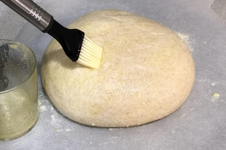 Pan de caserío
