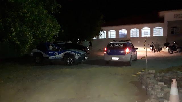 Homem sofre tentativa de homicídio no Cidade Nova em Sr. do Bonfim
