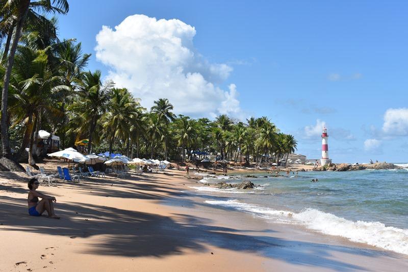 Hotel Deville Praia de Itapuã Salvador