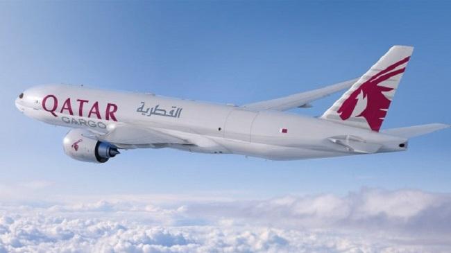 Avião da Qatar Airways/Reprodução