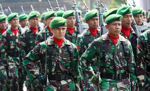 Belanja Atribut TNI Harga Murah Berkualitas