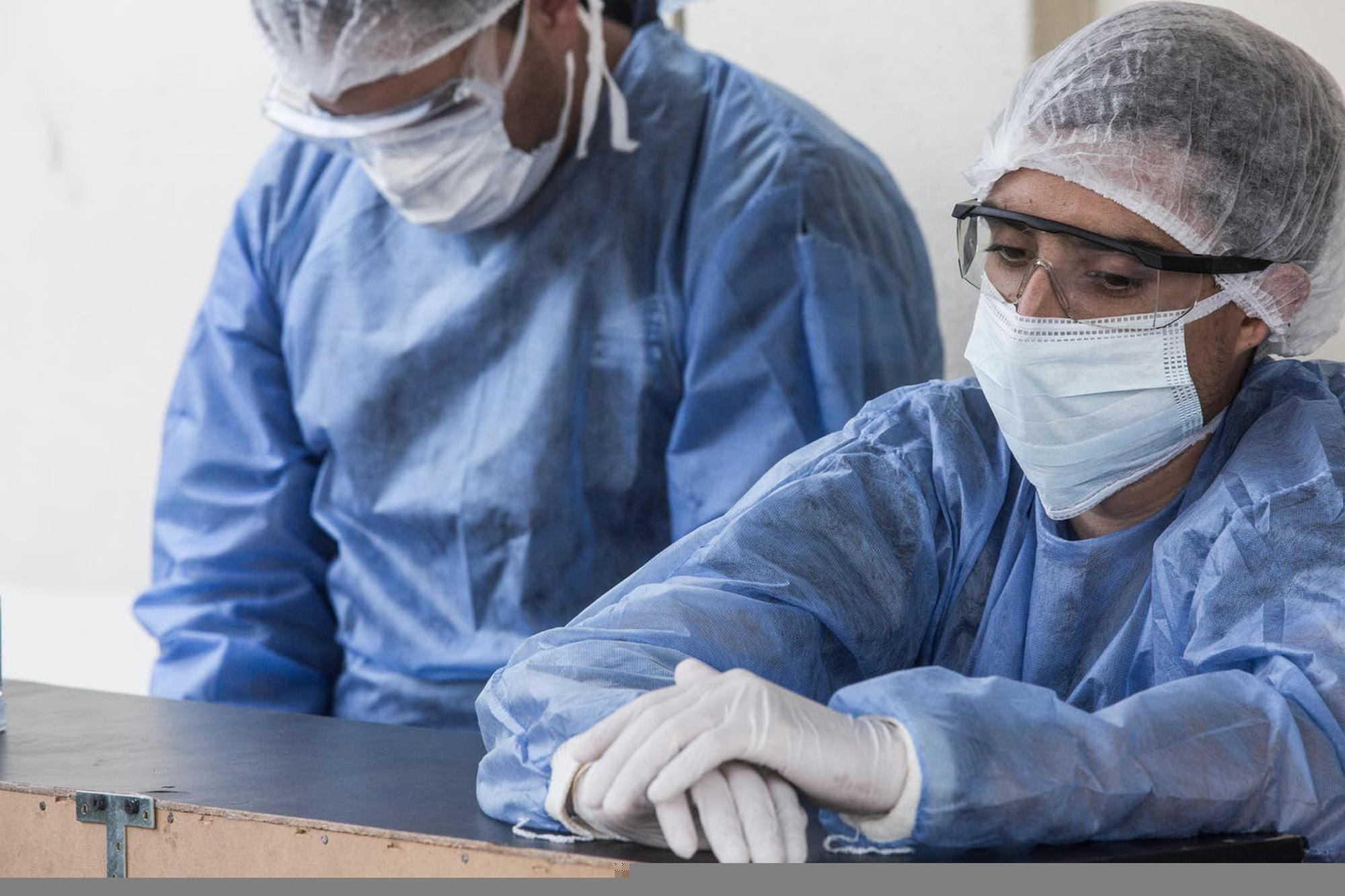 Coronavirus en Argentina: confirmaron 39.652 nuevos casos, un nuevo récord para una jornada