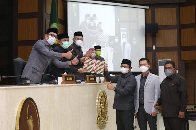 Sudah Disahkan, DPRD Jabar Siap Menindak Lanjuti CDPOB Bagor Timur dan Indramayu Barat,