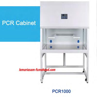 Jual pcr cabinet