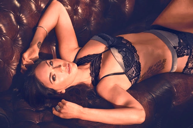 Fredericks of Hollywood Fall/Winter Latest Lingerie Campaign featuringMegan Fox