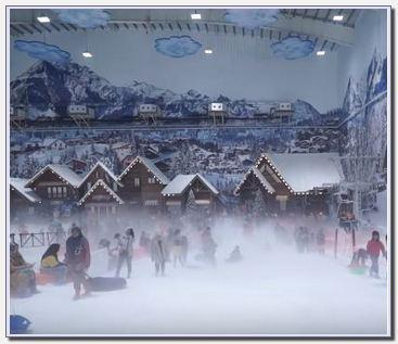 Trans snow world tiket