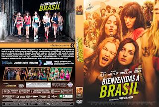 CARATULABIENVENIDAS A BRASIL - GOING TO BRAZIL - 2017