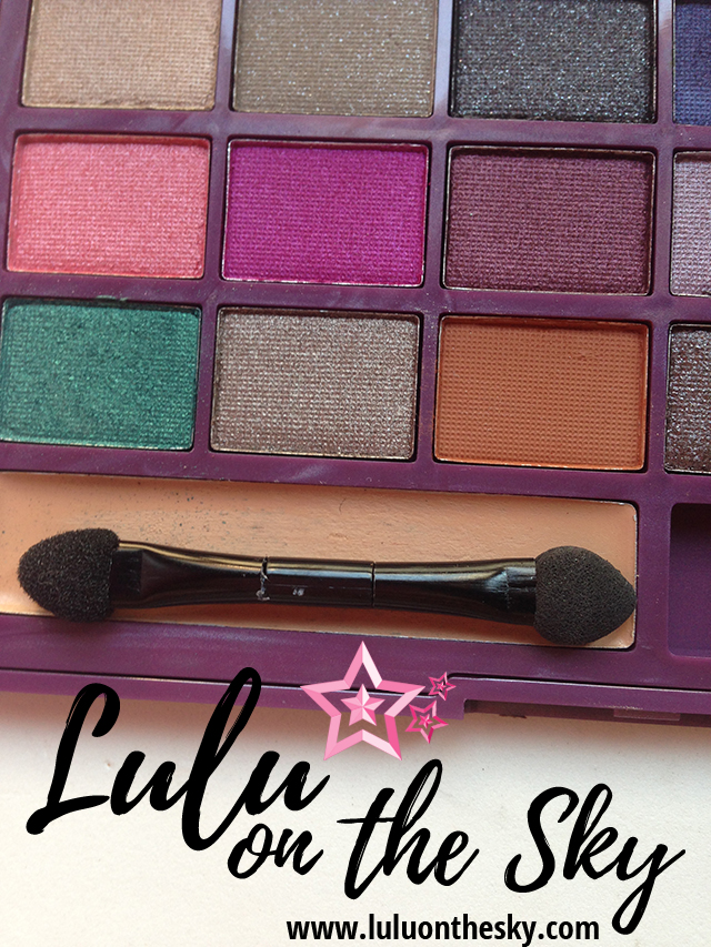 Paleta de Sombras Ruby Rose Be Butterfly