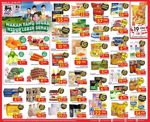 #Superindo - #Katalog #Promo Superindo Periode 02 -05 Sept 2019