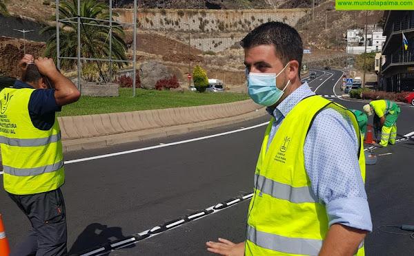 El Cabildo sacará a concurso este año la limpieza de la red viaria insular