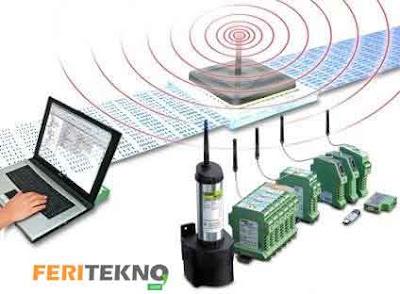 pengertian dan fungsi wireless - Feri Tekno