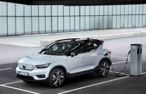 Volvo to move fully to electricity by 2030